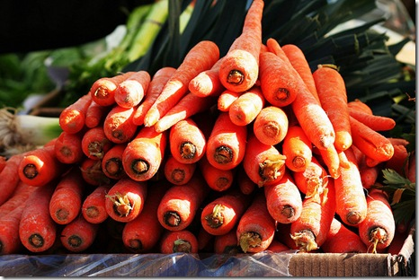 carrots John-Morgan